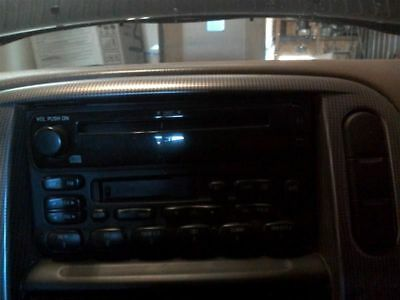 Audio Equipment Fits 02-05 Explorer 139414