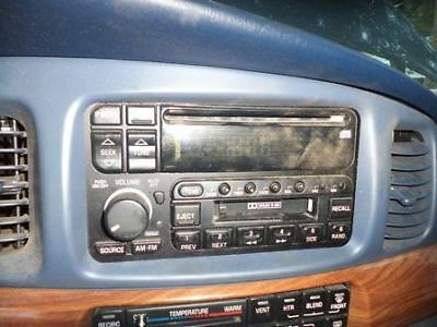 Audio Equipment Fits 00 Lesabre 108759