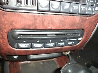Audio Equipment 2-7 Pin Connector Cd Changer 4 Disc Fits 98-02 Concorde 108157