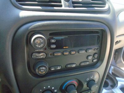 Audio Equipment Am Mono-Fm Stereo-Cd Player Opt U1P Fits 02-04 Alero 130809