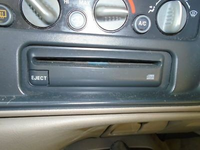 Audio Equipment Cd Player Console Mounted 6 Disc Fits 99-02 Blazer S10/jimmy S15