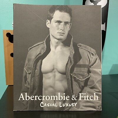 Abercrombie & Fitch Vintage A&F Christmas  2005 Catalog Bruce Weber