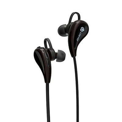 iClever Lightweight Bluetooth Headphones, Bluetooth V4.1 with Microphone