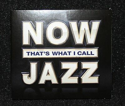 NOW That's What I Call Music JAZZ Set UK Import 3 CD 2018 Compilation old & new
