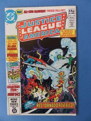 JUSTICE LEAGUE OF AMERICA 193 Free 16 Page ALL-STAR SQUARDRON Comic!