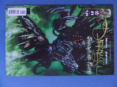 The Darkness Shadows And Flame 1 One Shot Nm!