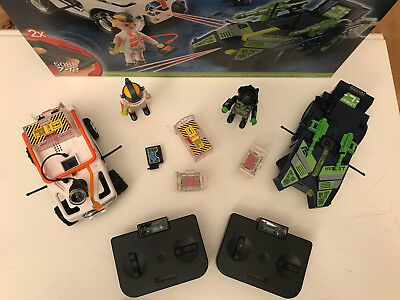 Playmobil set 5088 Adventure IR Future Cars - AGENTS - Ferngesteuert in OVP