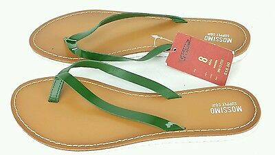 2a2fc002d47d MOSSIMO SANDALS SIZE 11 Straps Toe Strap Buckle Camel New -  2.99 ...