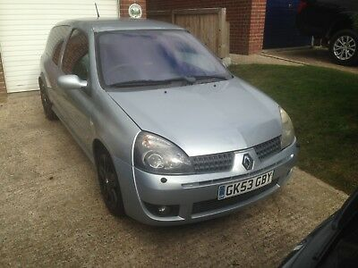 Renault Clio 172 Cup 2004