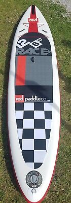 Red Paddle Co 12,6 Race UVP: 1399 € Komplett Set SUP Stand up Paddle Board