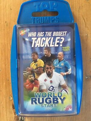 Rugby Top Trumps