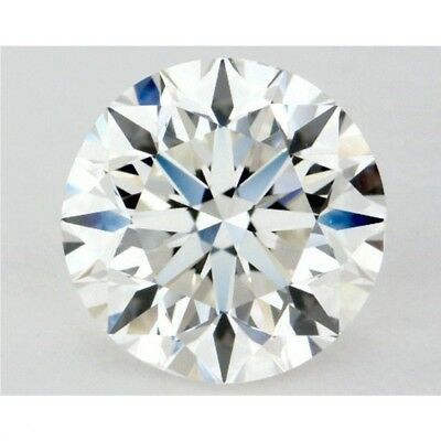 IF - Diamant/Brillant/Synthese  2,30 ct. Weiß/River  7,00 mm  AAA+ Top Stein !