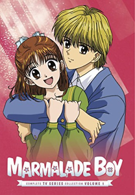 Marmalade Boy Complete Coll...-Marmalade Boy Complete Collection Part  Dvd Nuovo