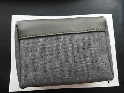 EMIRATES Business Class BVLGARI  Amenity Kit Gents Kulturbeutel