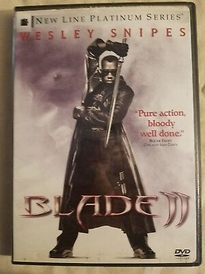 Blade II (DVD) - Combine Shipping and SAVE MONEY!!! Ships FAST!!!
