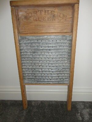 Vintage Washboard Northern Queen Skiffle.