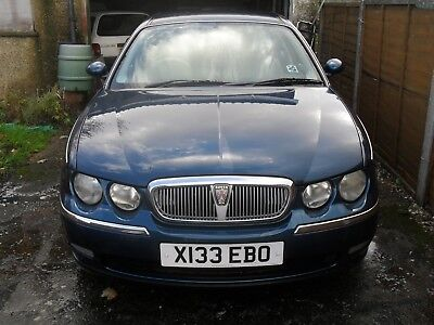 ROVER 75 with new MOT
