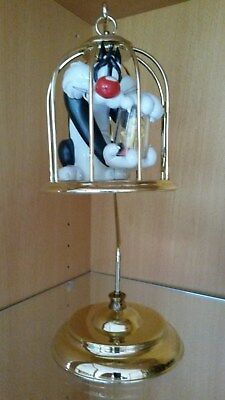 Bad Ol' Puddy Tat - Goebel Looney Tunes Collection -Sylester & Tweety in OVP!!