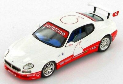 IXO 2003 Maserati Trofeo Vodafone (White) 1/43 Scale Diecast Model NEW, RARE!