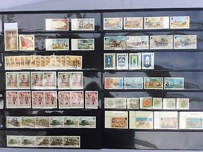 Isle of Man MINT NEVER HINGED stamp collection