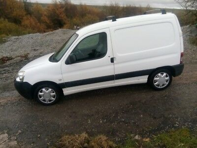 Citroen Berlingo van 2006 600D LX Mot October 2019 drives excellent, Ply lined