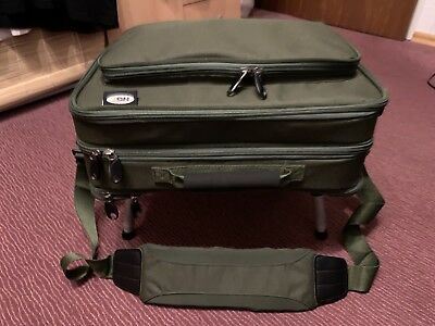 NGT Angeln Box Case Tackle Bag System Bivvy Table 612 Plus