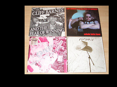 4 LPs and Maxis von Cliff Barnes and the Fear of Winning