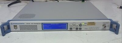 Rohde & Schwarz SFE100 Test Transmitter 2112.4100.02 Option B90 Low Hours