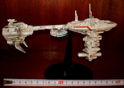 Star Wars Medical Frigate W/ Millenium Falcon - Resin Model - Hand Made !!!