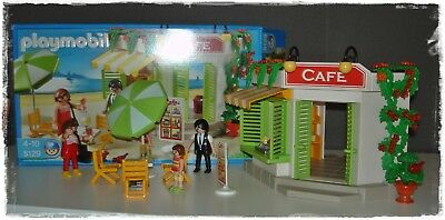 Playmobil 5129 - Citylife - Hafen-Cafe - OVP