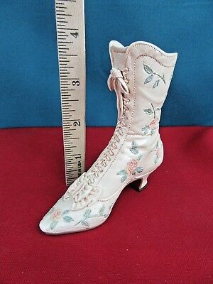 "Just the Right Shoe ""Victorian Wedding Boot"" 2000"