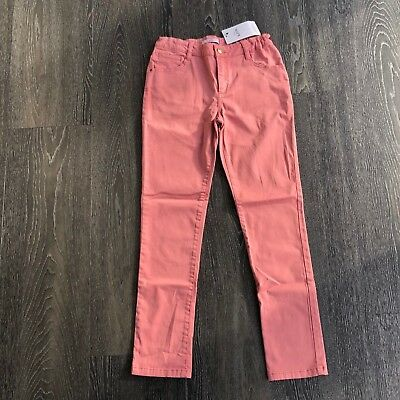 Girls Marks & Spencer Pink Jeans Age 11-12 Years BNWT