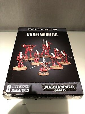 Warhammer 40.000 Craftworlds Start Collecting
