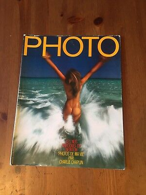 Photo French Magazine No 92 Mar 1975