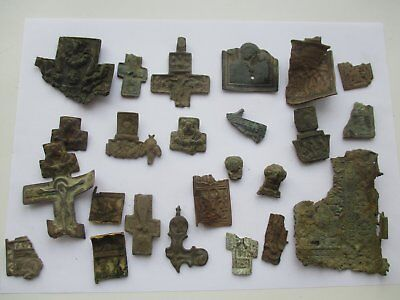 Ancient MIX  find №251 Metal detector finds 100% original