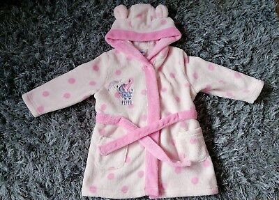 Peppa Pig 18-24 Months Dressing Gown
