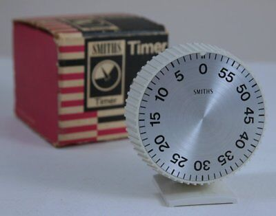 Vintage Smith Timer Boxed with instructions