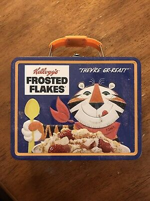 Vintage Frosted Flakes Lunch Box