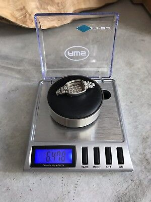 Platinum watch case 6.4 grams approx.
