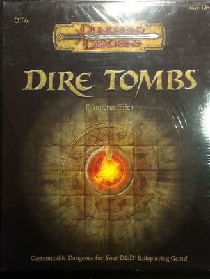 "D&D Dungeon Tiles ""Dire Tombs"" (neu in Folie)"