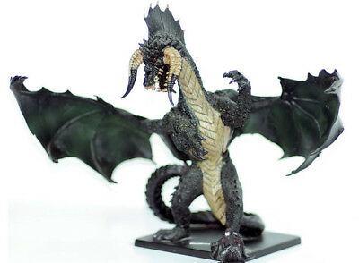 Gargantuan Black Dragon (Dungeons & Dragons Icons; Limited Edition)