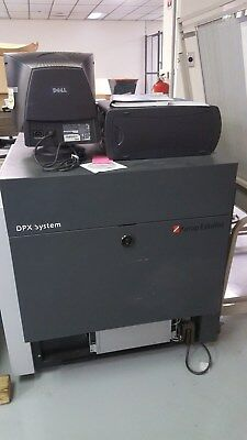 Mitsubishi model DPX Plate Making System