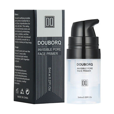 DOUBORQ Perfecting Face Makeup Primer Water Replenishing Smoothing Effect H8T6