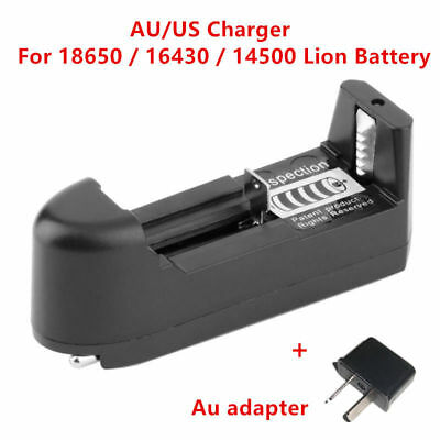 Universal Rechargeable 18650 16430 14500 Li-ion Battery Smart Charger