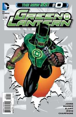 Green Lantern 1-52   All Issues Complete Run   The New 52
