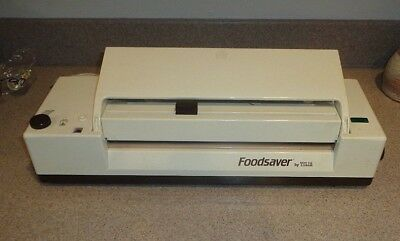 Original Professional Food Saver By Tilia Vacuum Sealer Sealing Machine Italy