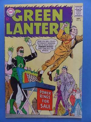 Green Lantern 31 1964 Power Rings For Sale! Nice!