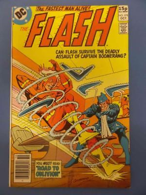 The Flash 278 1979 Captain Boomerang! Vf+