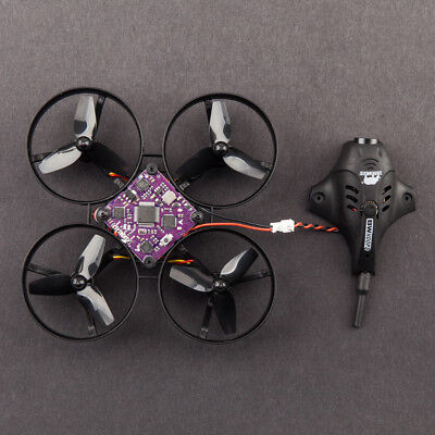 BWhoop B06 Brushless Whoop FPV Racing Drone ARF F3 XM Frsky BLheli ESC 3xBattery
