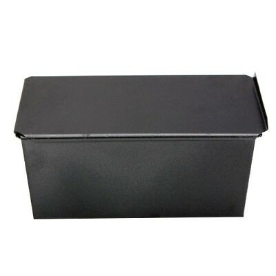 2X(Rectangle Bakeware Nonstick Box Large Loaf Tin Kitchen Pastry Bread Cake B D2